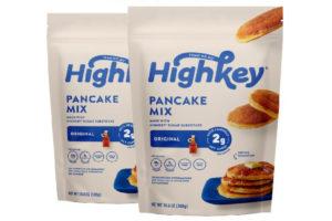HighKey launches Keto pancakes