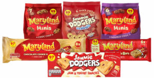 Burton's Biscuit Co. launches under 100 cal club