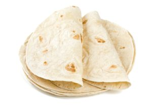 Food waste led to the production of the high fibre tortilla