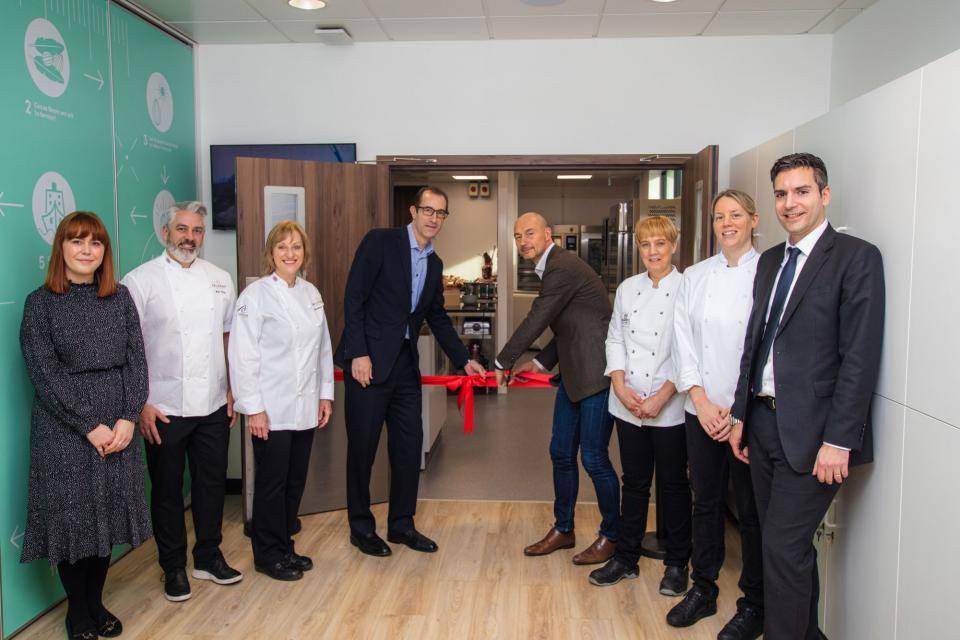 Chocolate Academy opened in Banbury