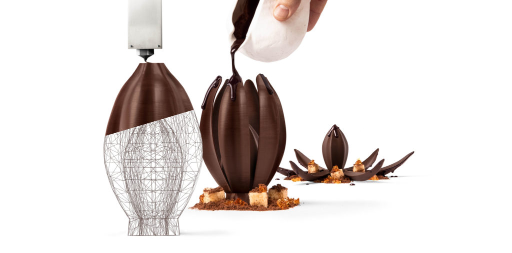 Barry Callebaut Group launches world's first chocolate printing studio