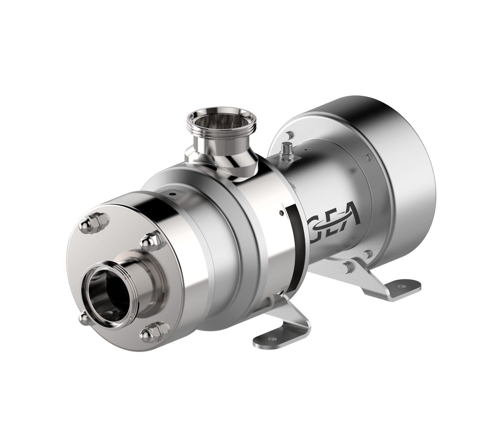 GEA screw pumps