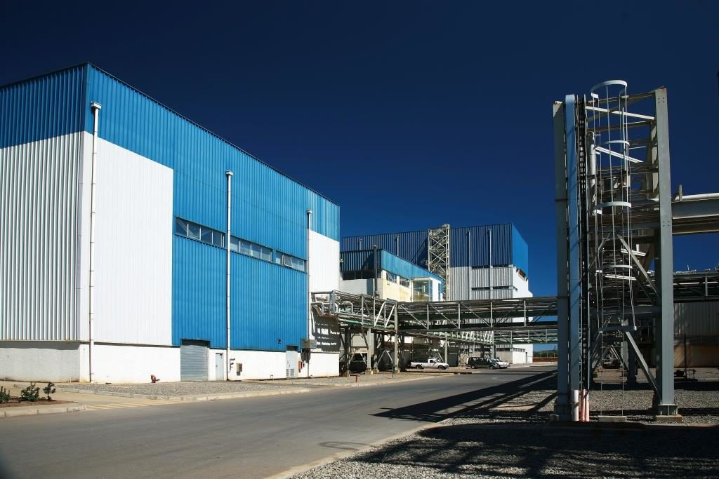 BENEO production facility in Chile