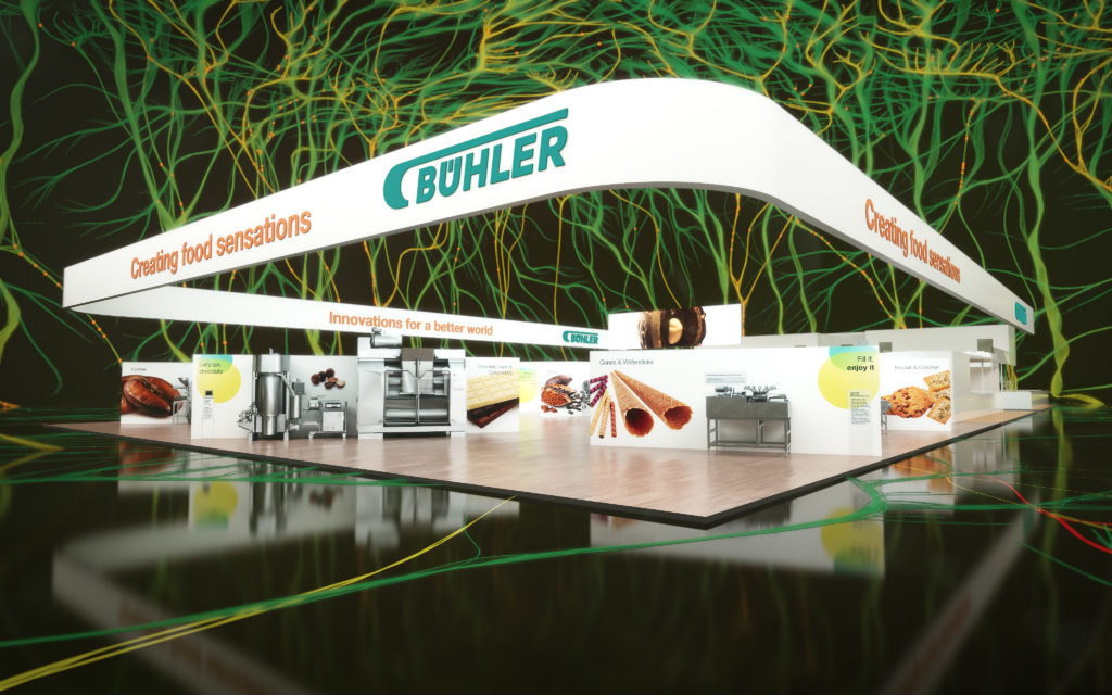 Bühler invites to virtual interpack tradeshow