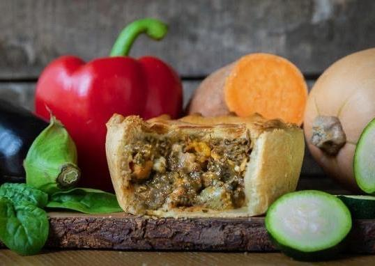 Mud Foods wins best vegan pie at British Pie Awards