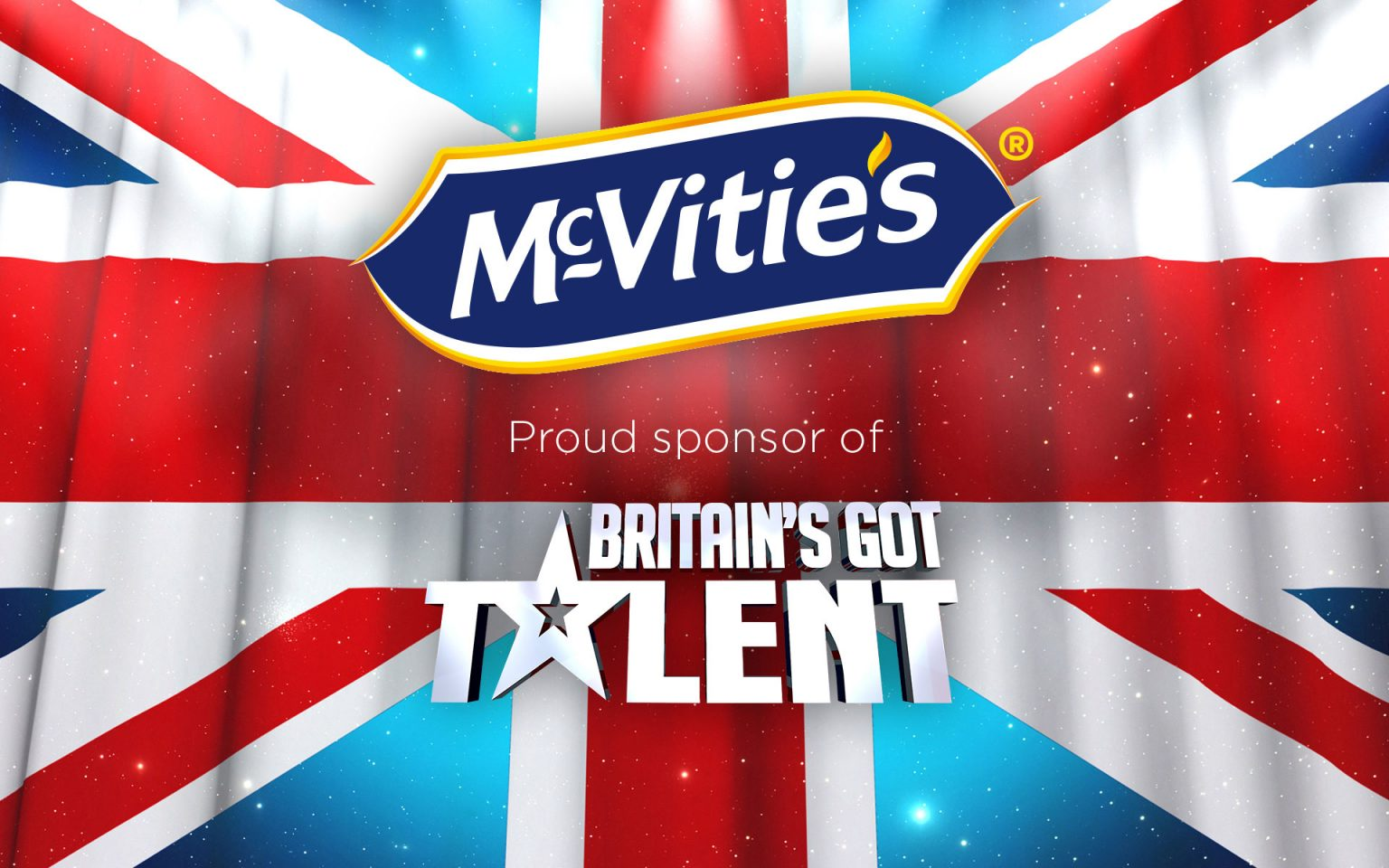 McVitie's announced as new sponsor of Britain's Got Talent