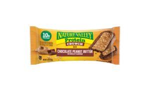 Nature Valley launch protein crunch bars
