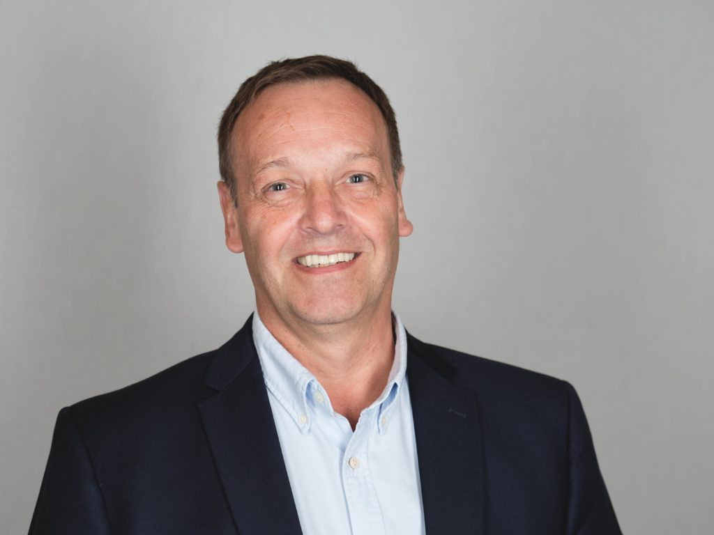 AMF Bakery Systems welcomes back Stephen Davis