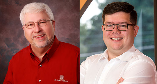 Reading Bakery Systems makes leadership changes