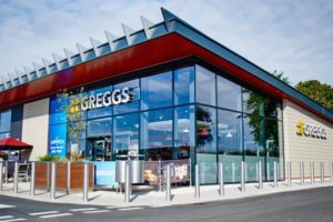 Greggs pledges free school meals in first sustainability plan
