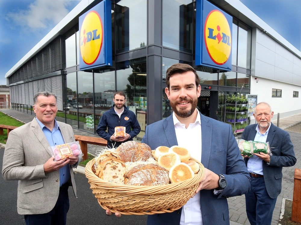 Irwin Bakery extends contract with Lidl Northern Ireland