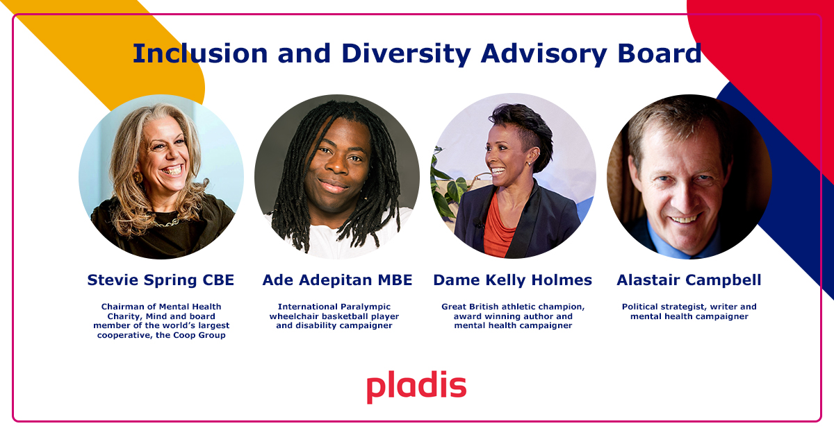 pladis appoints inclusion and diversity advisory board
