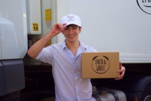 Earth & Wheat subscription box launched for 'wonky' bakery products