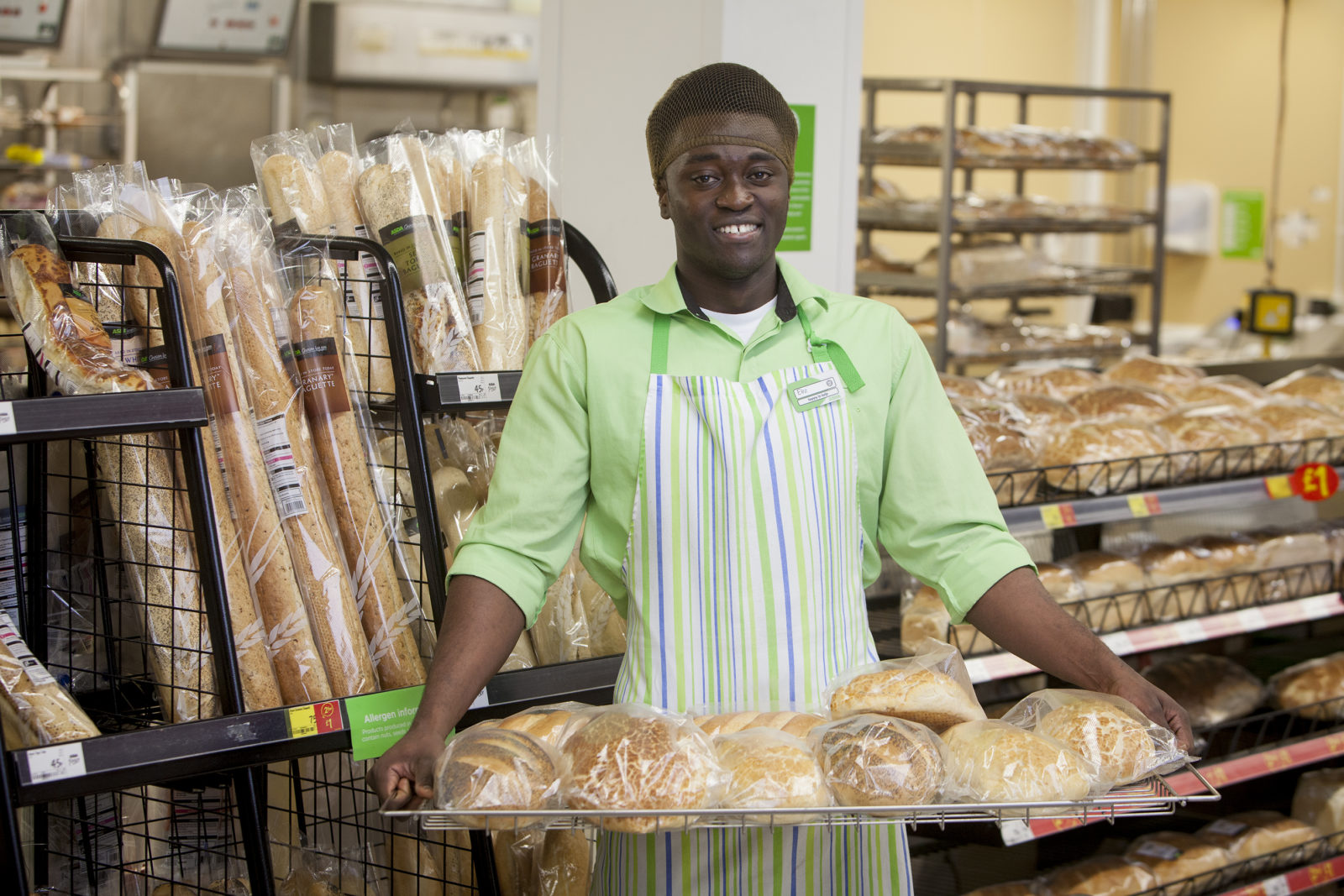 Asda to scrap in-store bakery, putting 1200 jobs at risk