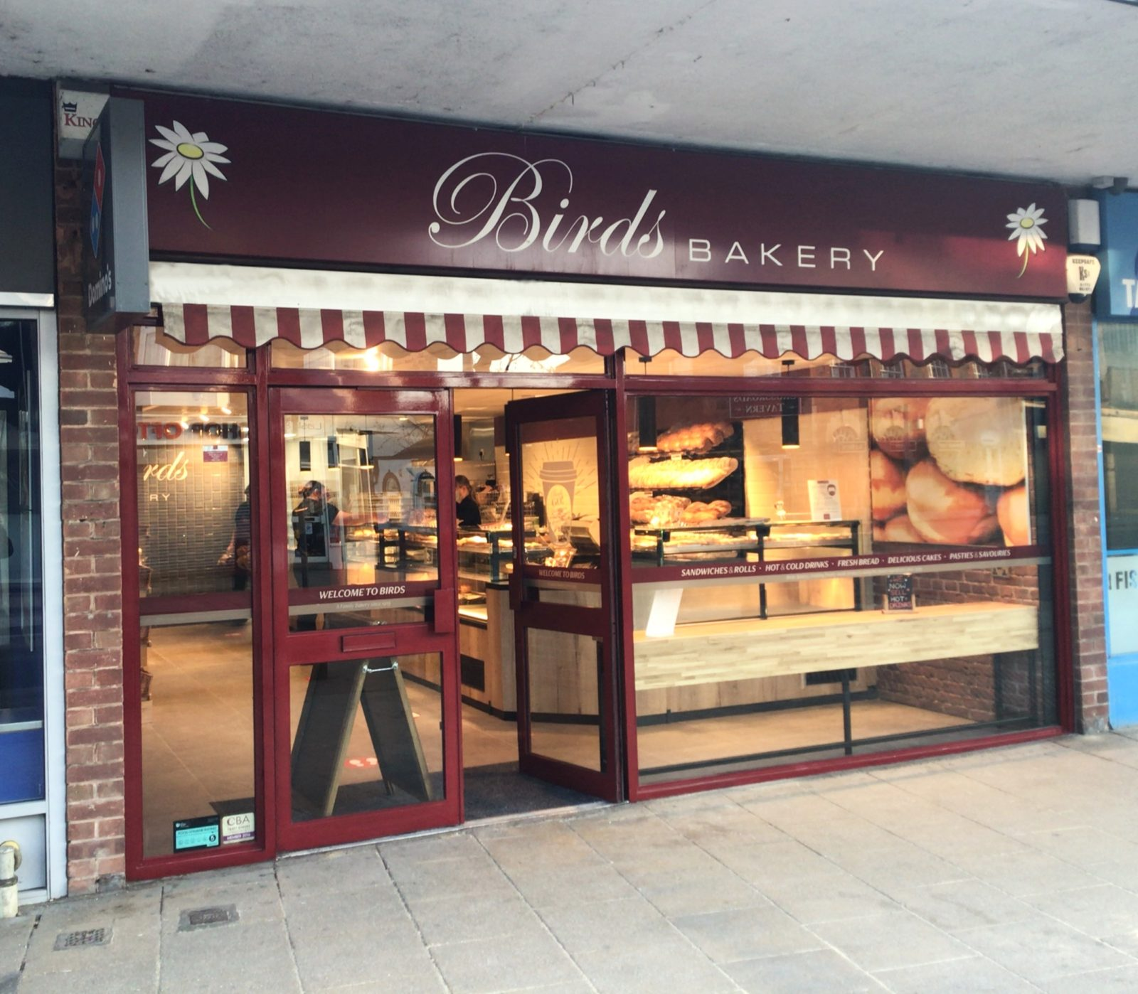 Birds Bakery reopens Alfreton store after full makeover