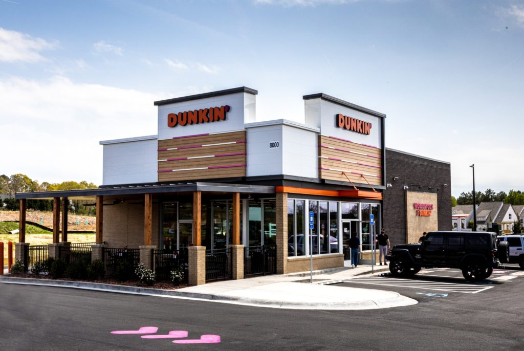 Dunkin' signs development agreement for 26 new restaurants