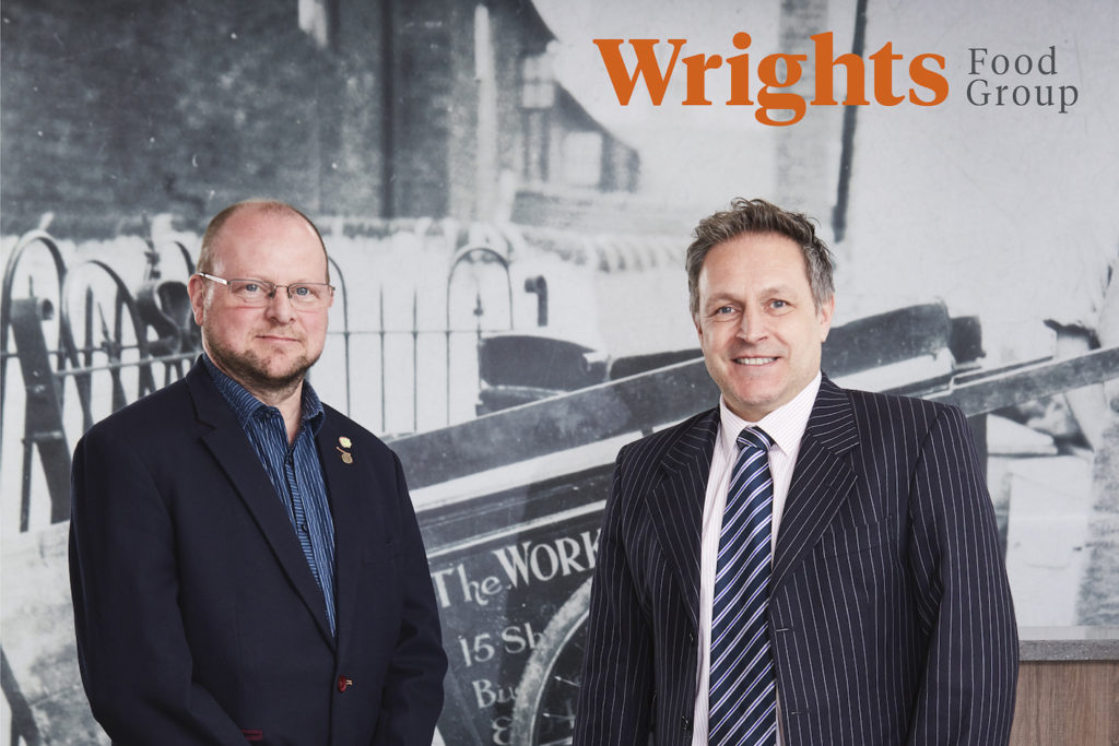 Wrights Food Group appoints new senior roles