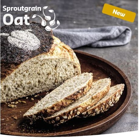 Puratos UK launches Sproutgrain and Softgrain Oats