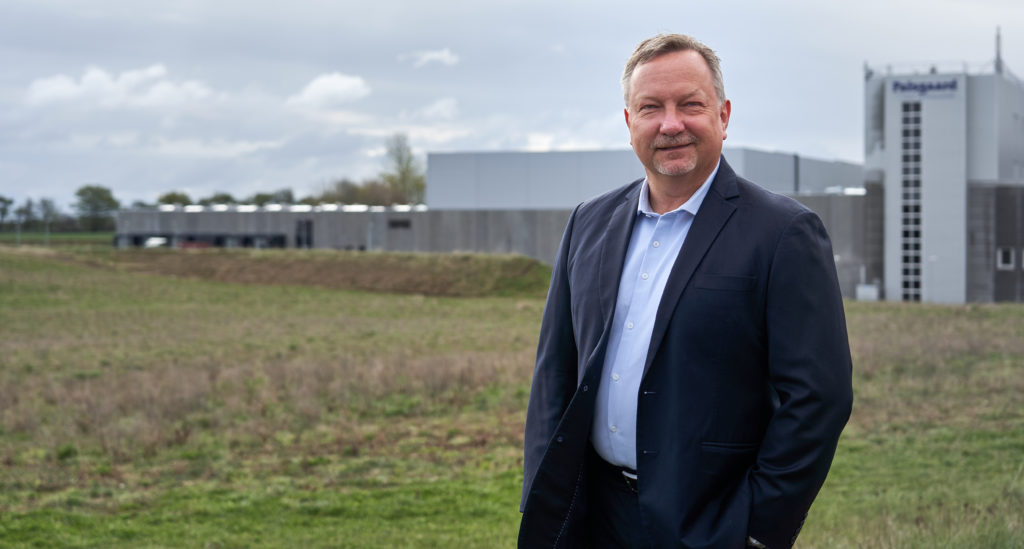Palsgaard announces Michael Skriver as new global CCO