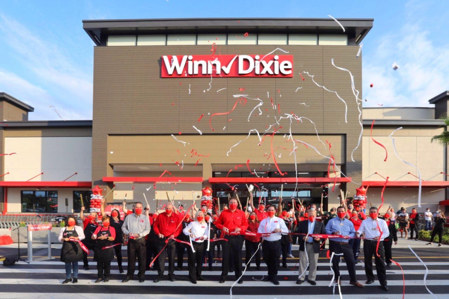 Winn-Dixie location opens in Florida