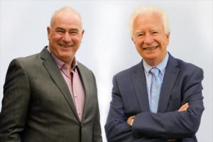BAKO announces retirement of two of its Area Sales Managers
