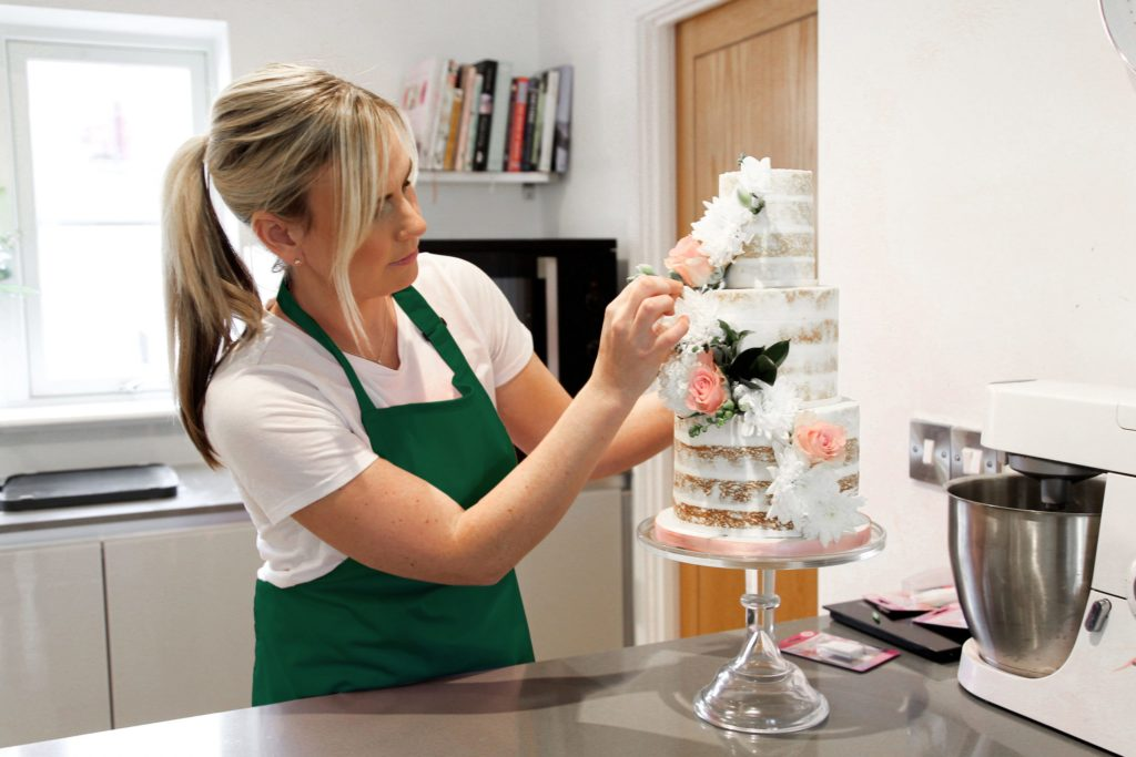 Breaking bread with Lauren Smy, owner of Honey Bee Wedding Cake Co