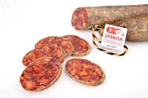 Quality approved Spanish chorizo enjoys large sales increase in UK