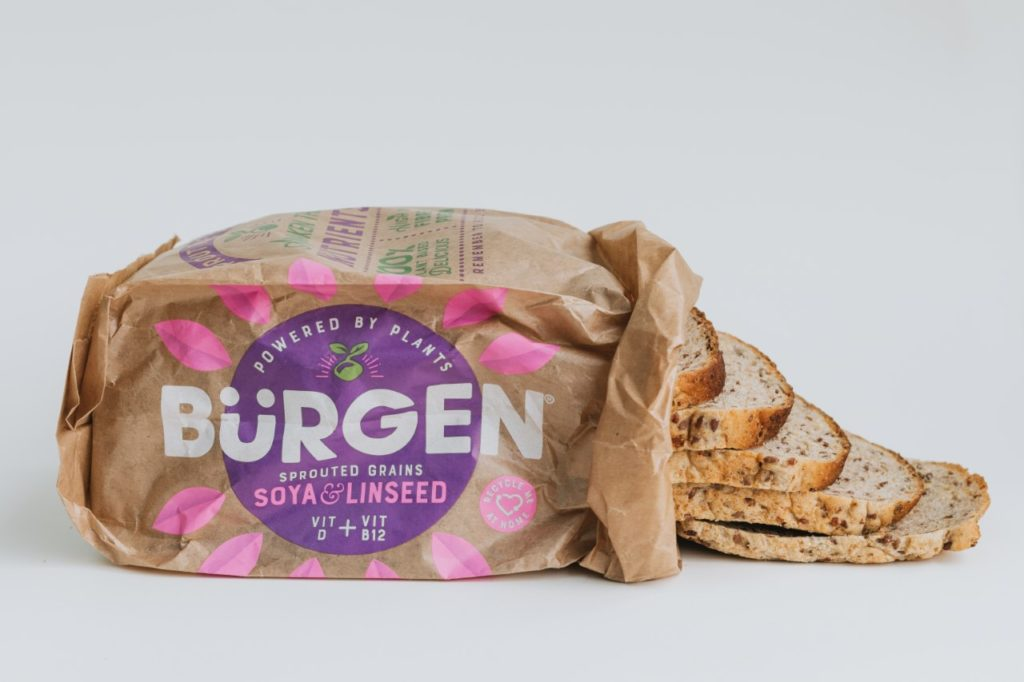 Burgen launches new loaves in Sprouted Grains range