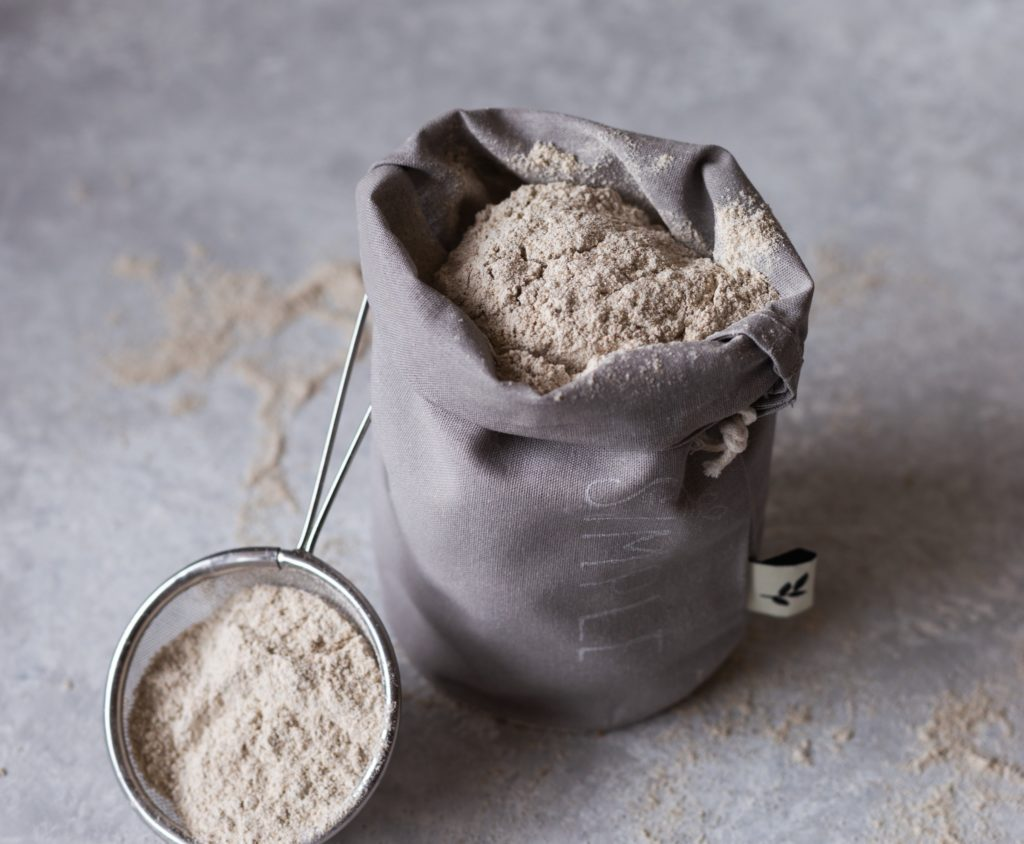 Demand for natural methods and organic flour rises