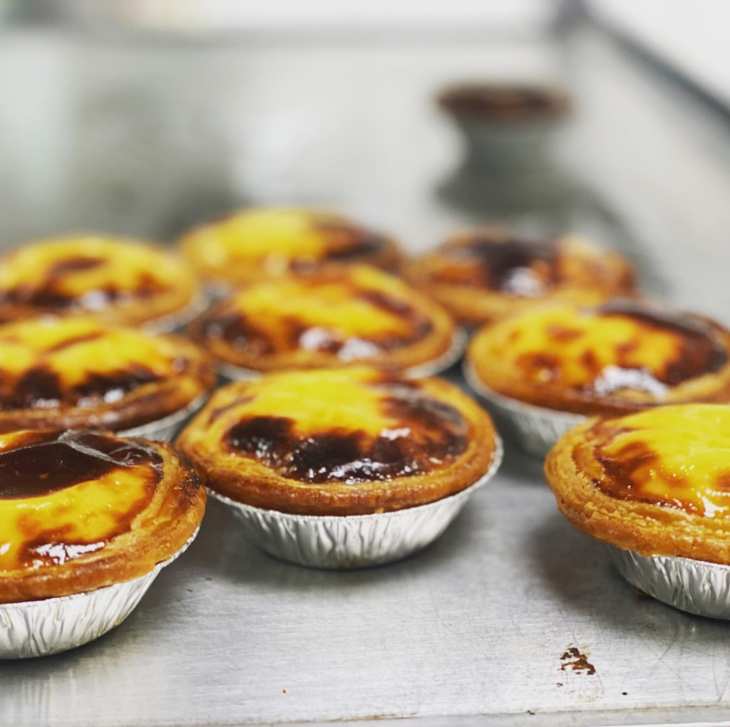 Maria Nata Launches Traditional Portuguese Tarts in the UK