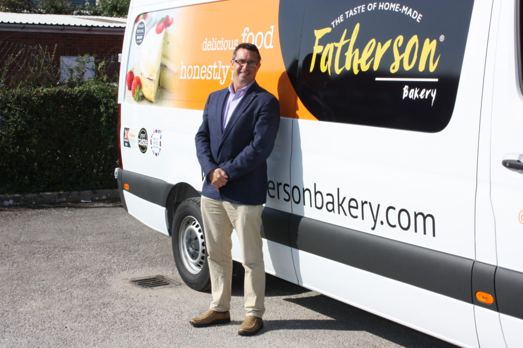 Breaking Bread with Laurence Smith, Owner of Fatherson Bakery
