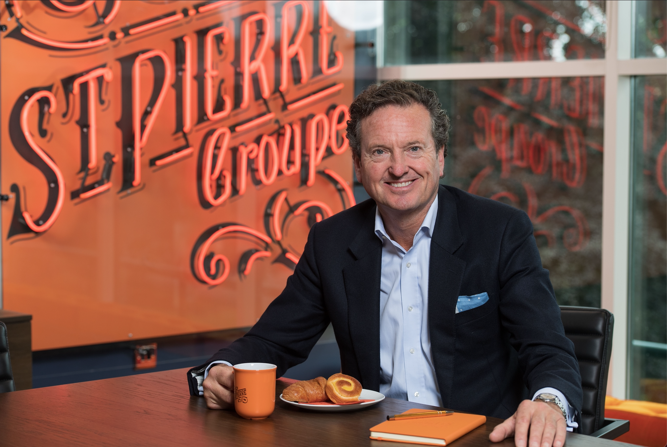 Milner takes on CEO role at St Pierre Groupe