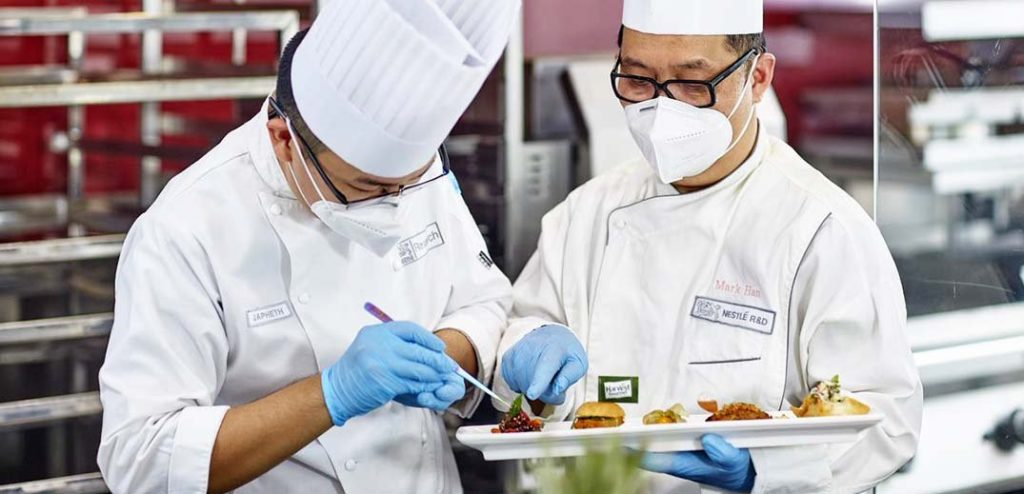 Nestlé expands R&D facilities in Singapore