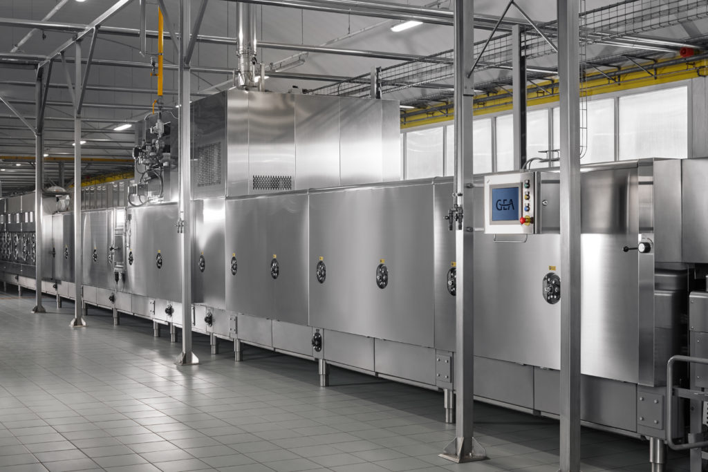 GEA offers less maintenance and higher flexibility