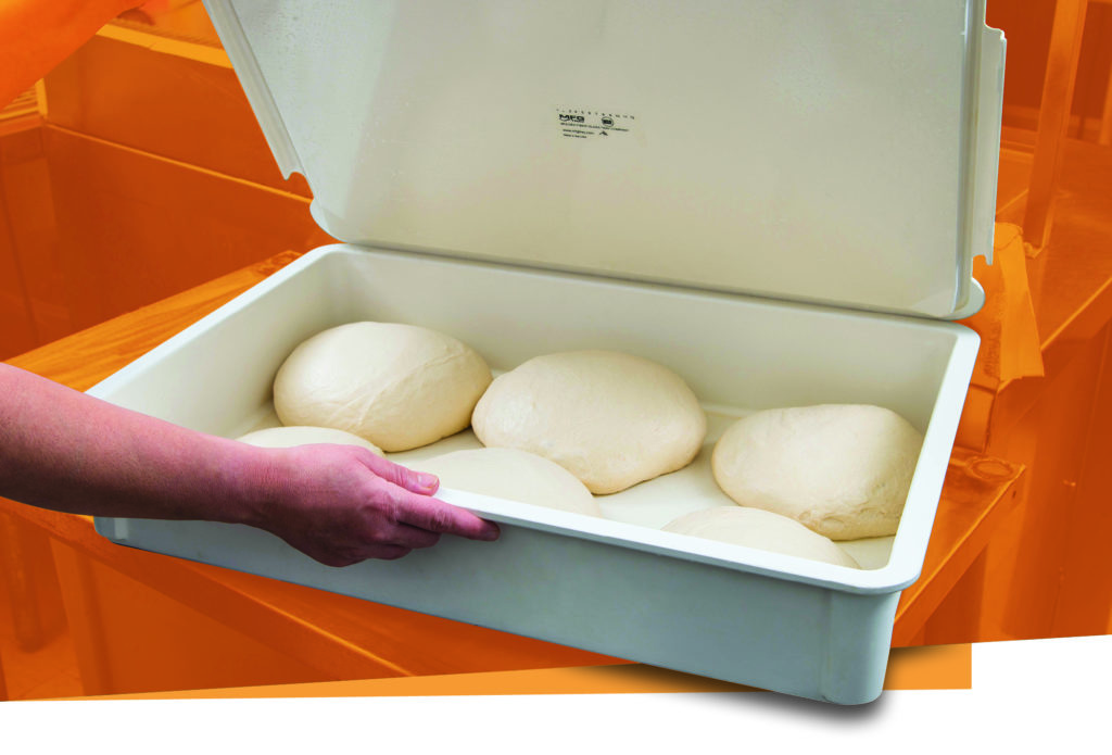 MFG Tray accommodates all aspects of food handling